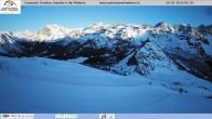 Archiv Foto Webcam Chiesa in Valmalenco: Cima Motta 02:00