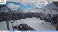 Archiv Foto Webcam Chiesa in Valmalenco: Passo Campolungo 04:00