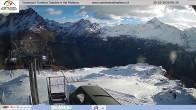 Archiv Foto Webcam Chiesa in Valmalenco: Passo Campolungo 03:00