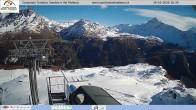 Archiv Foto Webcam Chiesa in Valmalenco: Passo Campolungo 05:00