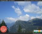 Archiv Foto Webcam Chiesa in Valmalenco: Rifugio Zoia 09:00