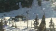 Archiv Foto Webcam Copper Mountain: Super Bee Lift 13:00