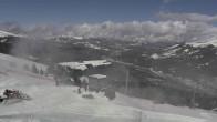 Archiv Foto Webcam Copper Mountain: Excelerator 04:00