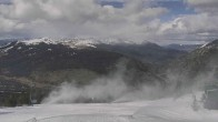 Archiv Foto Webcam Copper Mountain: Excelerator 08:00