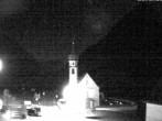 Archiv Foto Webcam Vent - Blick zur Kirche und den Stubaier Alpen 18:00