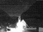 Archiv Foto Webcam Vent - Blick zur Kirche und den Stubaier Alpen 20:00