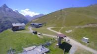 Archived image Webcam Vent - Ski resort 08:00