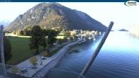 Archiv Foto Webcam Achensee - Pertisau Hochsteg 15:00