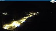 Archiv Foto Webcam Achensee - Pertisau Hochsteg 20:00