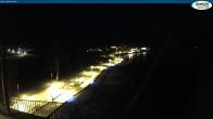 Archiv Foto Webcam Achensee - Pertisau Hochsteg 22:00