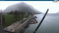 Archiv Foto Webcam Achensee - Pertisau Hochsteg 10:00