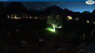 Archiv Foto Webcam Pertisau - Golfclub 23:00