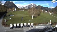 Archiv Foto Webcam Pertisau - Golfclub 05:00