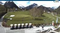 Archiv Foto Webcam Pertisau - Golfclub 09:00
