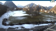 Archiv Foto Webcam Pertisau - Golfclub 06:00