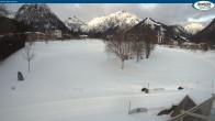 Archiv Foto Webcam Pertisau - Golfclub 02:00