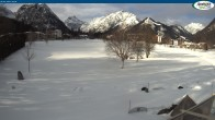 Archiv Foto Webcam Pertisau - Golfclub 04:00