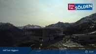 Archiv Foto Webcam Bergstation Giggijochbahn 06:00