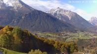 Archiv Foto Webcam Ferienwohnung Guggenbichler 04:00