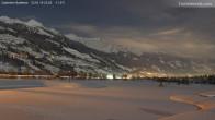 Archived image Webcam Lake Gastein 21:00