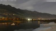 Archived image Webcam Lake Gastein 22:00