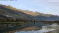 Archived image Webcam Lake Gastein 02:00