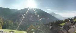 Archiv Foto Webcam Panoramablick am Hotel Ansitz Jakoberhof St. Ulrich 10:00