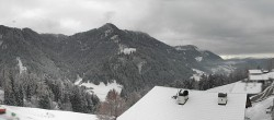 Archiv Foto Webcam Panoramablick am Hotel Ansitz Jakoberhof St. Ulrich 08:00