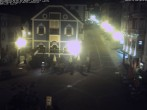 Archived image Webcam St. Ulrich: Village Center 18:00