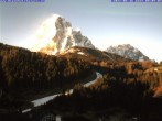 Archiv Foto Webcam Saslong Abfahrt vom Alpenhotel Plaza 00:00