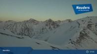 Archiv Foto Webcam Tscheyeck Bergstation 21:00