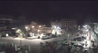 Archiv Foto Webcam Place d'Auron 20:00