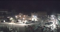 Archiv Foto Webcam Place d'Auron 22:00