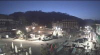 Archiv Foto Webcam Place d'Auron 00:00
