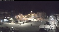 Archived image Webcam Alpes Maritimes - Place d'Auron 19:00