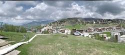 Archiv Foto Webcam Panorama Valberg 04:00