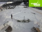 Archived image Webcam Terrain park: Crystal Ground 08:00