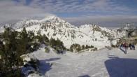 Archiv Foto Webcam Grand Tourmalet - Pourteilh 06:00