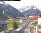 Archiv Foto Webcam Mittelberg: Hotel Alpenrose 07:00