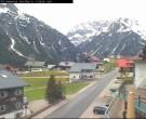 Archiv Foto Webcam Mittelberg: Hotel Alpenrose 11:00