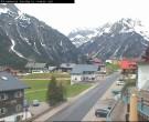 Archiv Foto Webcam Mittelberg: Hotel Alpenrose 13:00