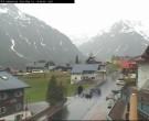 Archiv Foto Webcam Mittelberg: Hotel Alpenrose 15:00