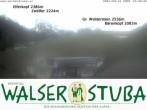 Archiv Foto Webcam Walserstuba 06:00