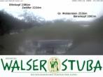 Archiv Foto Webcam Walserstuba 08:00