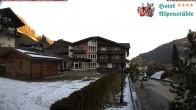 Archiv Foto Webcam Hotel Alpenstüble, Mittelberg 04:00