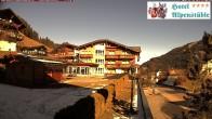 Archiv Foto Webcam Hotel Alpenstüble, Mittelberg 06:00