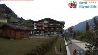 Archiv Foto Webcam Hotel Alpenstüble, Mittelberg 07:00
