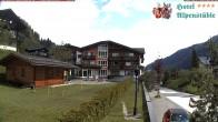Archiv Foto Webcam Hotel Alpenstüble, Mittelberg 09:00