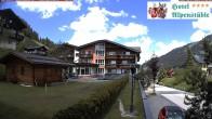 Archiv Foto Webcam Hotel Alpenstüble, Mittelberg 13:00