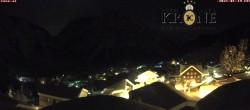Archiv Foto Webcam Hotel Alte Krone, Mittelberg 14:00